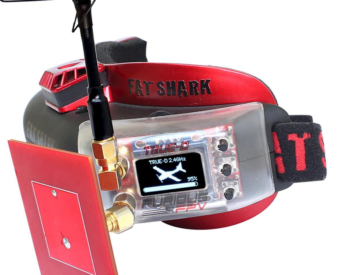 True-D 2.4GHz Diversity Receiver System (FatShark Attitude) by Furious FPV