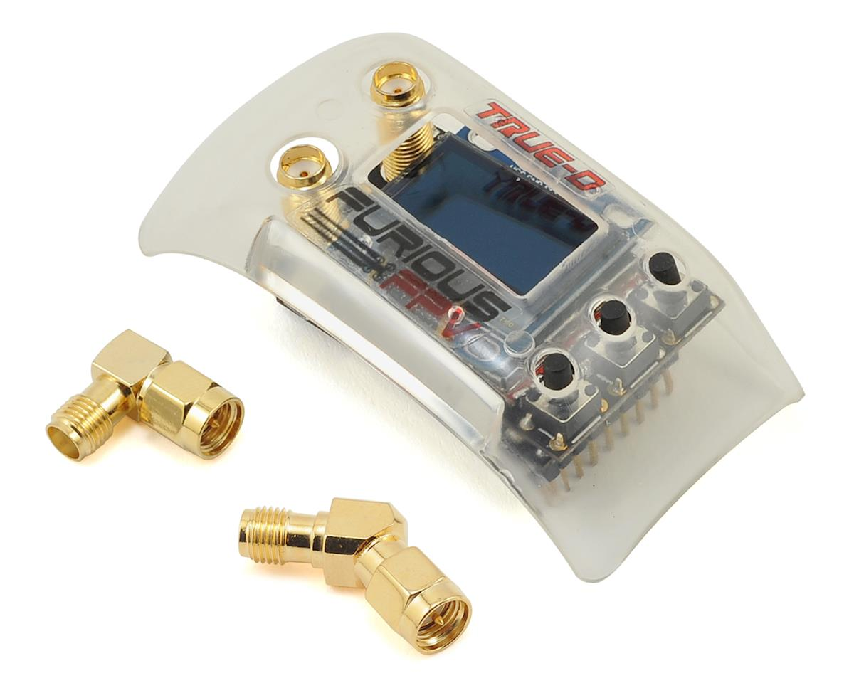 Furious FPV True-D V3 Diversity Fat Shark 5.8Ghz Receiver (FatShark Attitude)