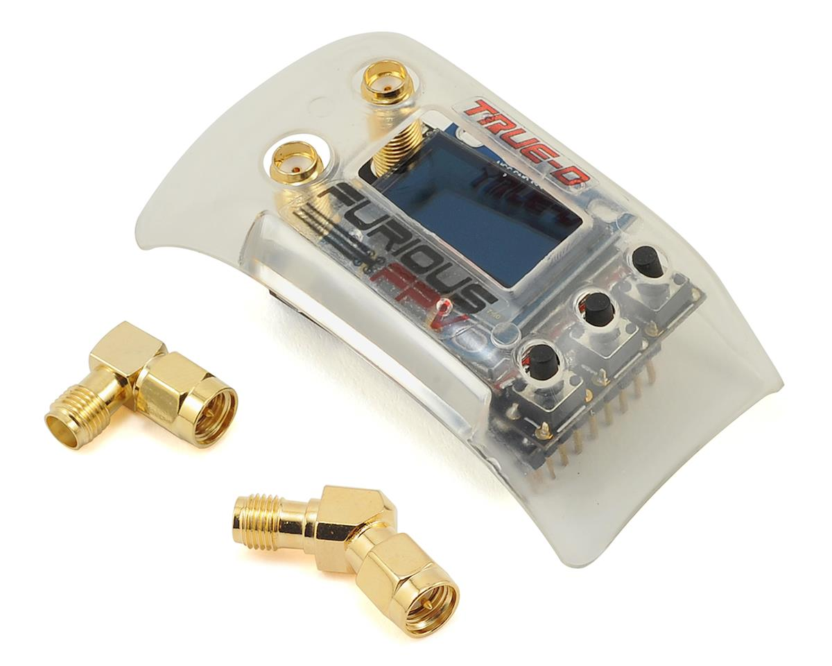 Furious FPV True-D V3.6 Diversity Fat Shark 5.8Ghz Receiver