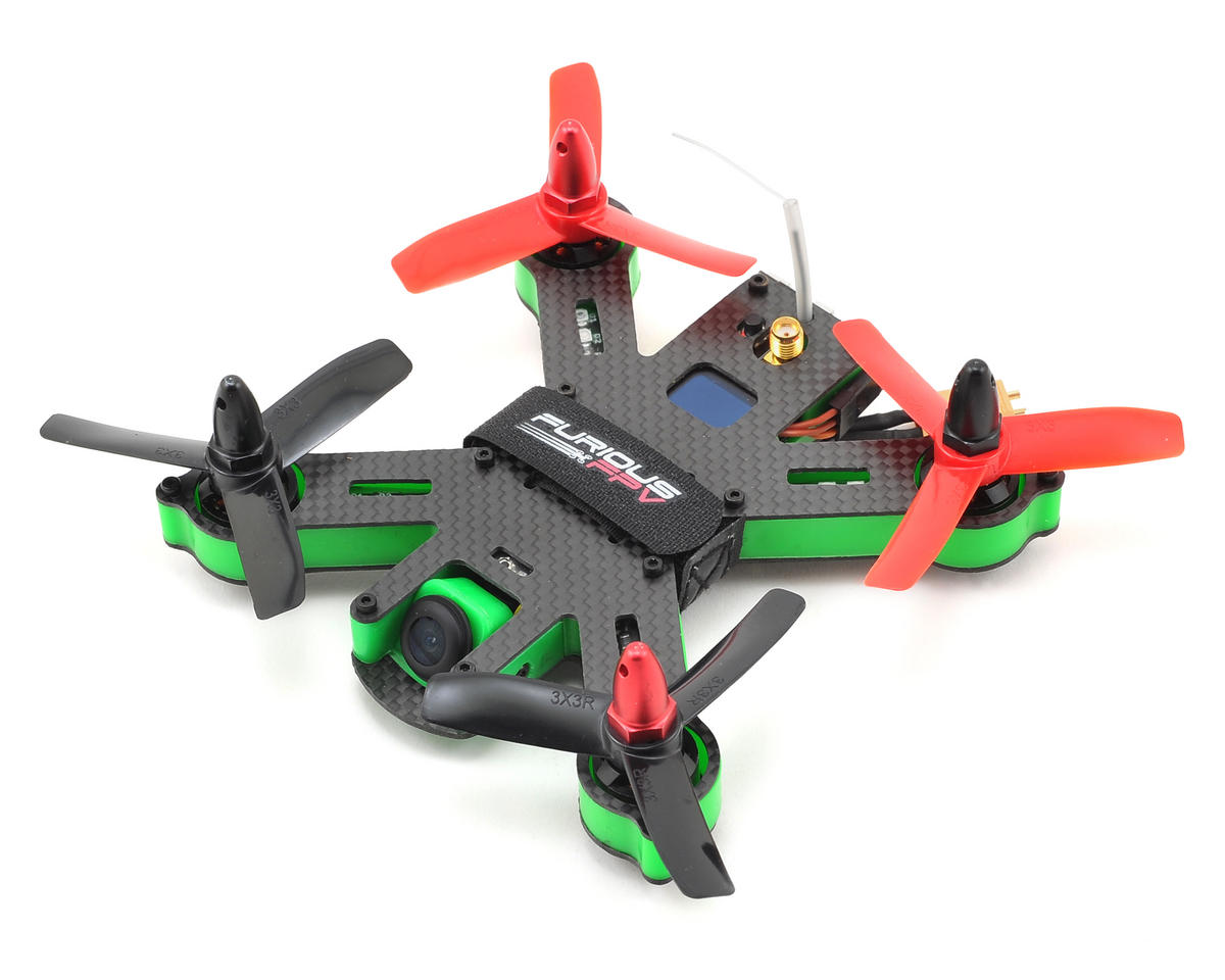 Toretto 130 FPV Racing Drone by Furious FPV