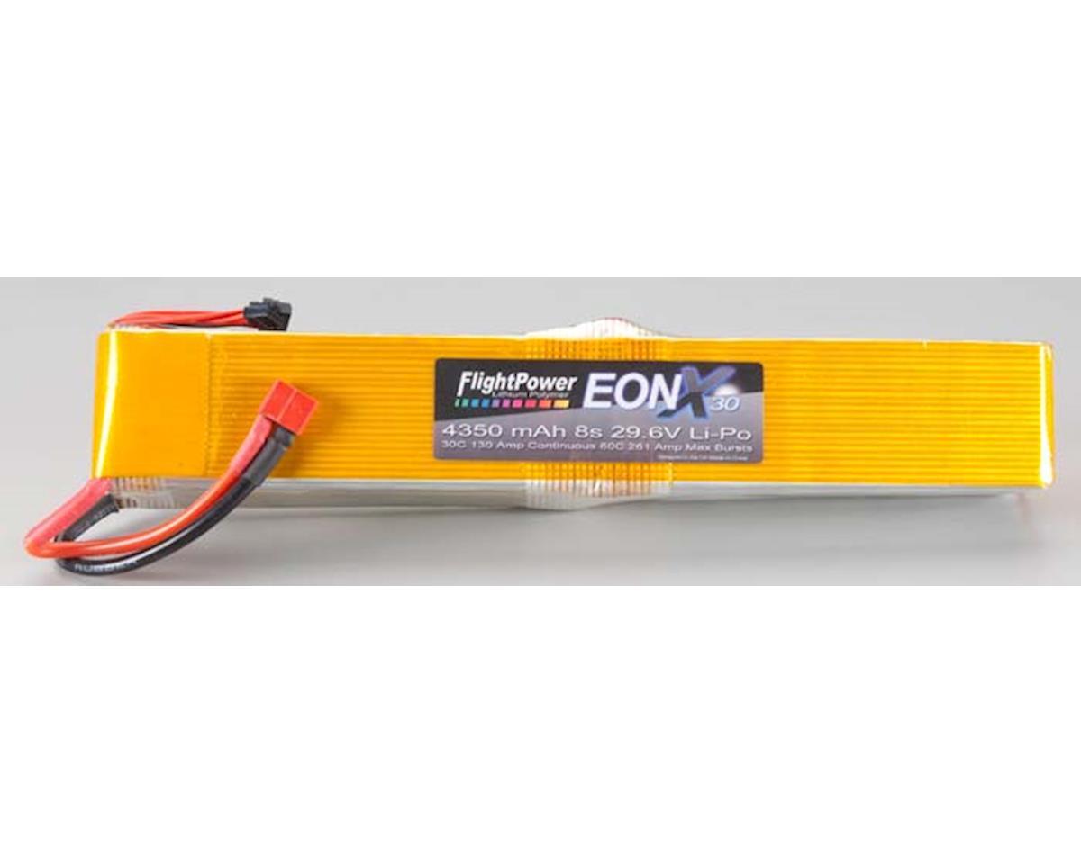 FlightPower EON-X 30 8S Long 29.6V 4350mAh 30C