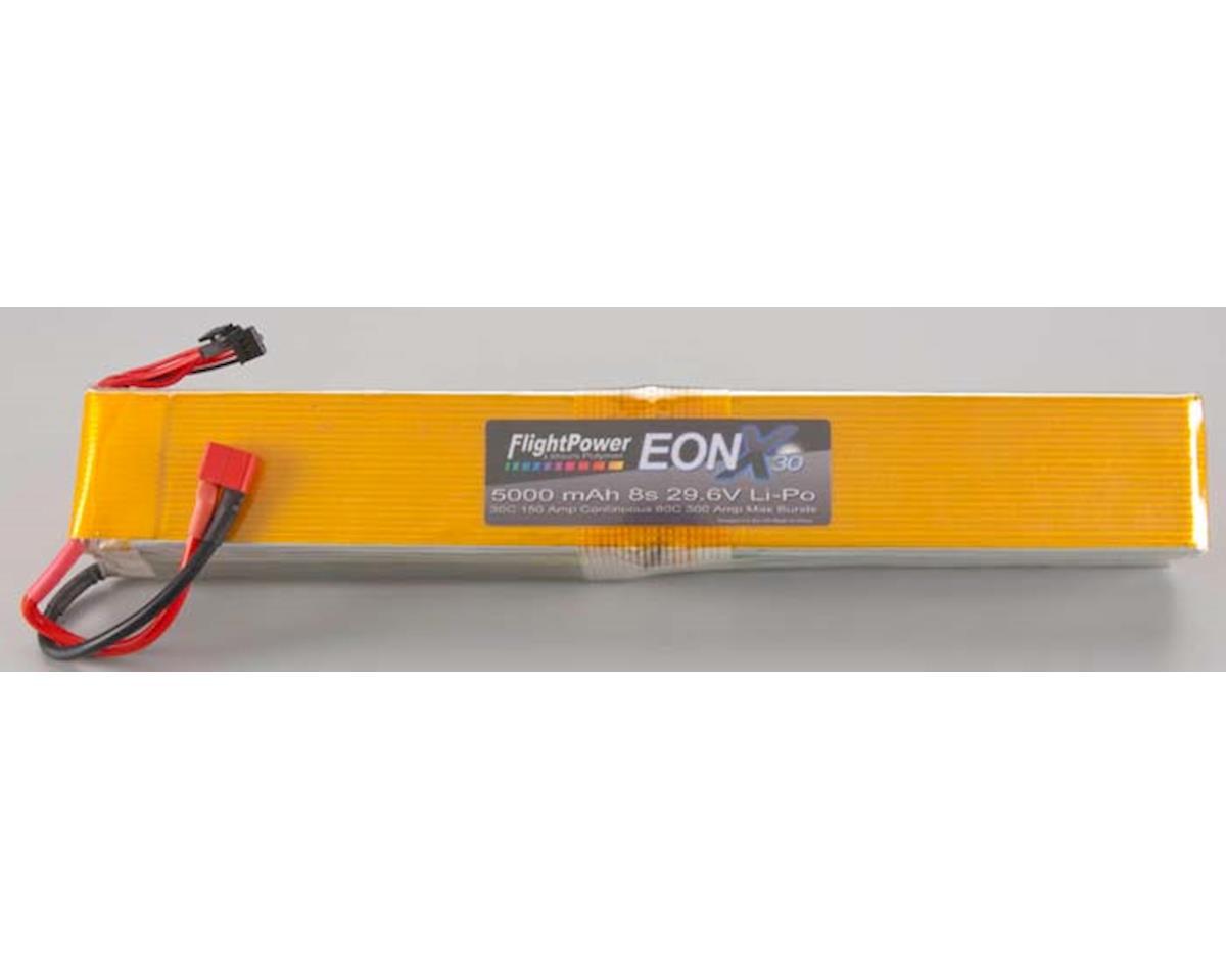 FlightPower EON-X 30 8S Long 29.6V 5000mAh 30C