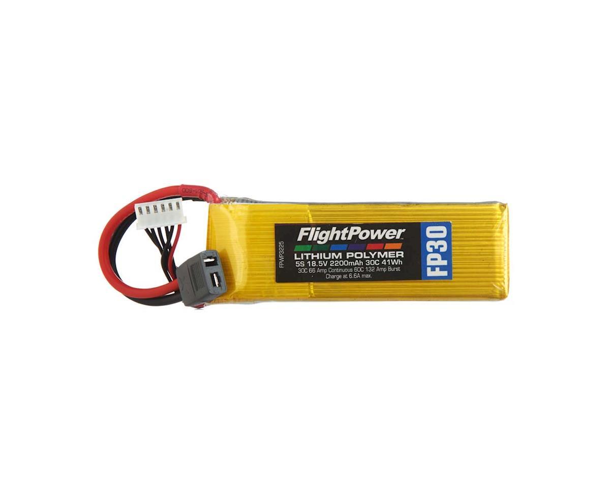 FlightPower LiPo FP30 5S 18.5V 2200mAh 30C Star Plug