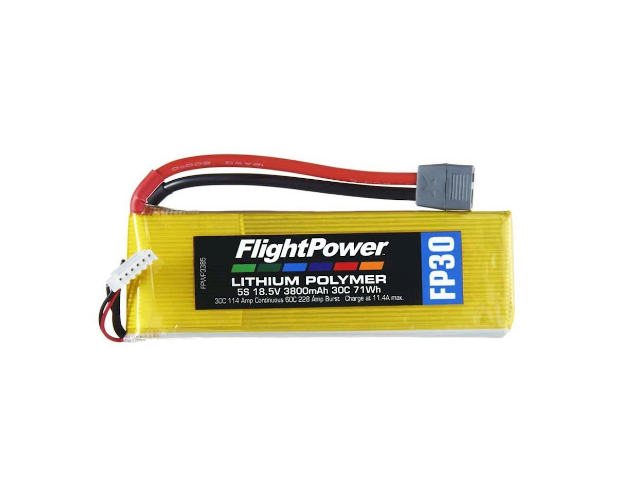 FlightPower LiPo FP30 5S 18.5V 3800mAh 30C Star Plug