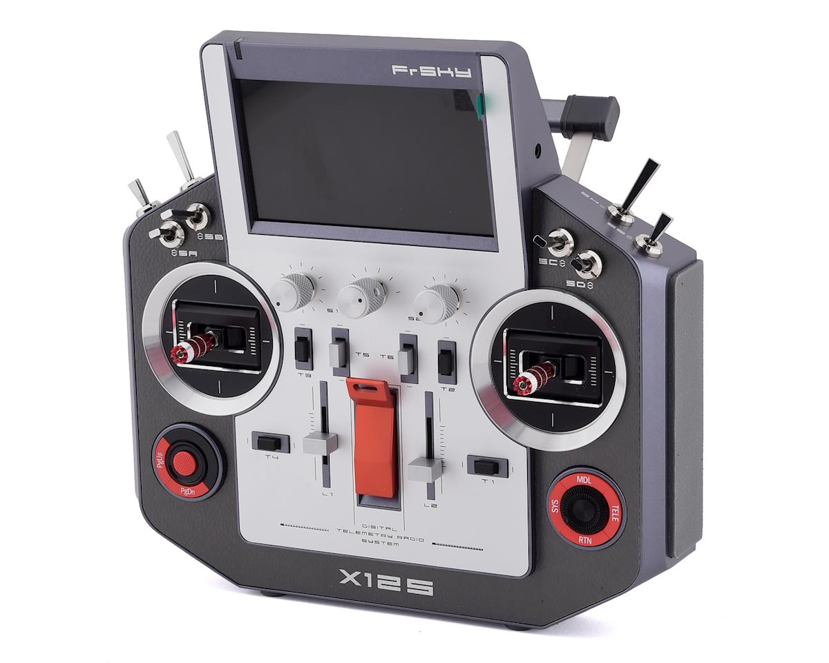 Horus X12S Transmitter (Silver) by FrSky