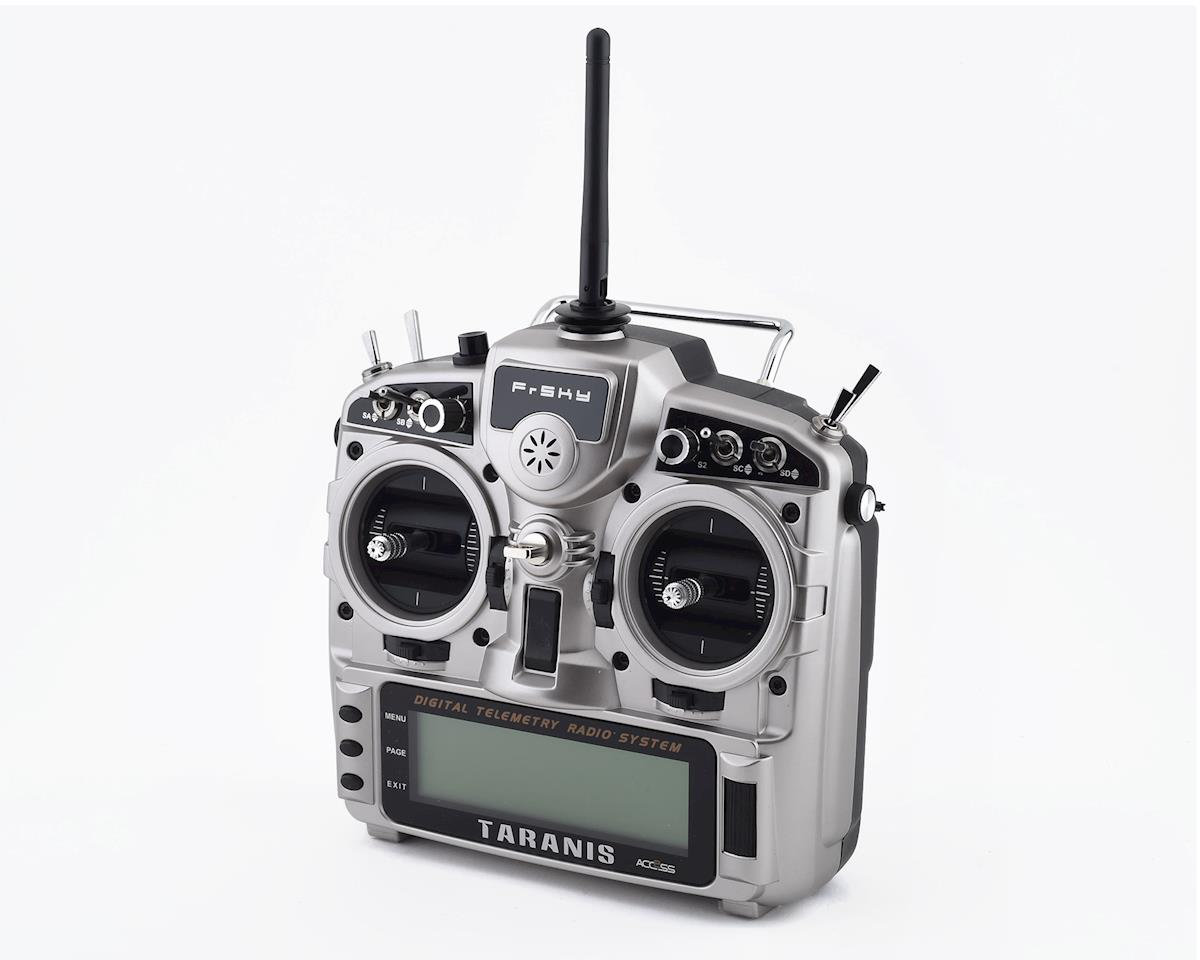 FrSky Taranis X9D PLUS 2.4GHz Transmitter (2019 Edition) (Silver)
