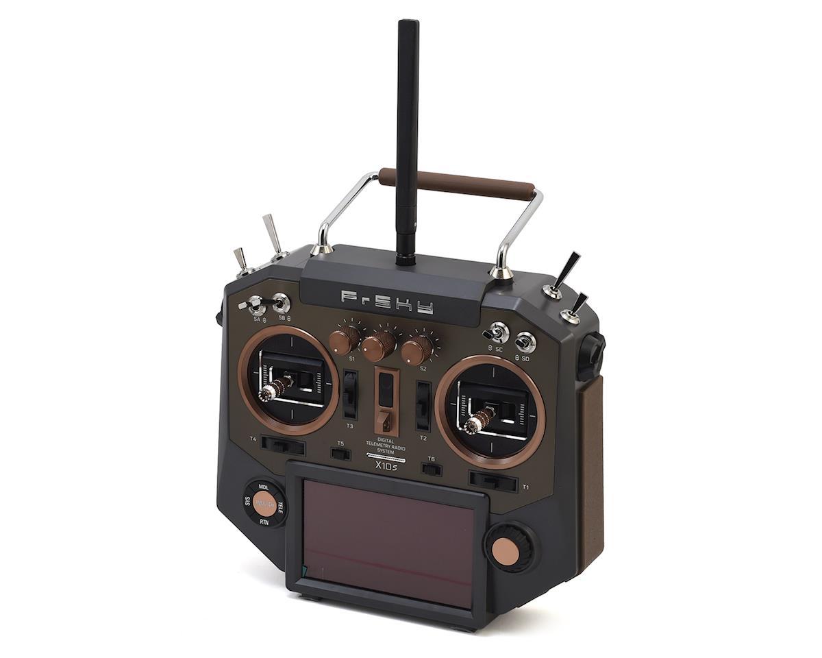 FrSky Horus X10S 2 4GHz Transmitter (Amber)