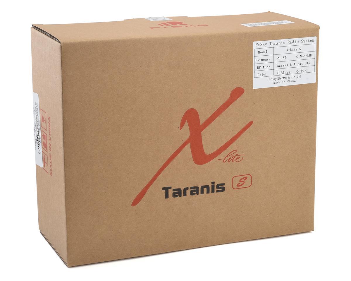 FrSky 2.4GHz Taranis X-Lite S Transmitter (Red)
