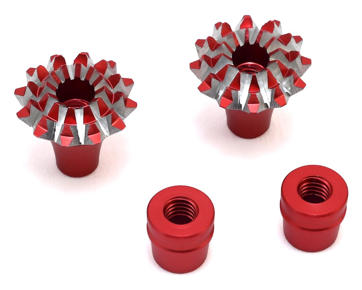 FrSky Grande Lotus Style 3D M4 Gimbal Stick End (Red)