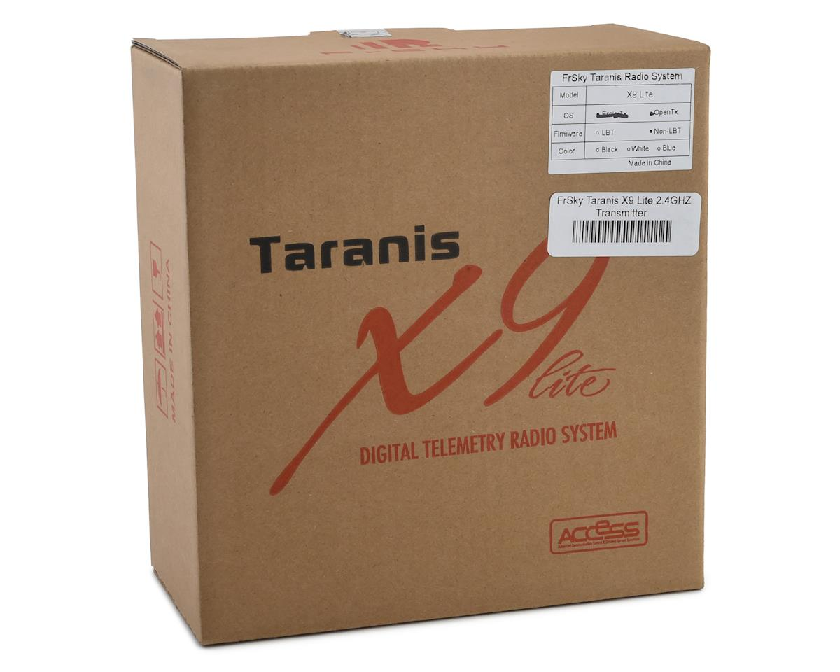 Image 2 for FrSky Taranis X9 Lite 2.4GHZ Transmitter (White)