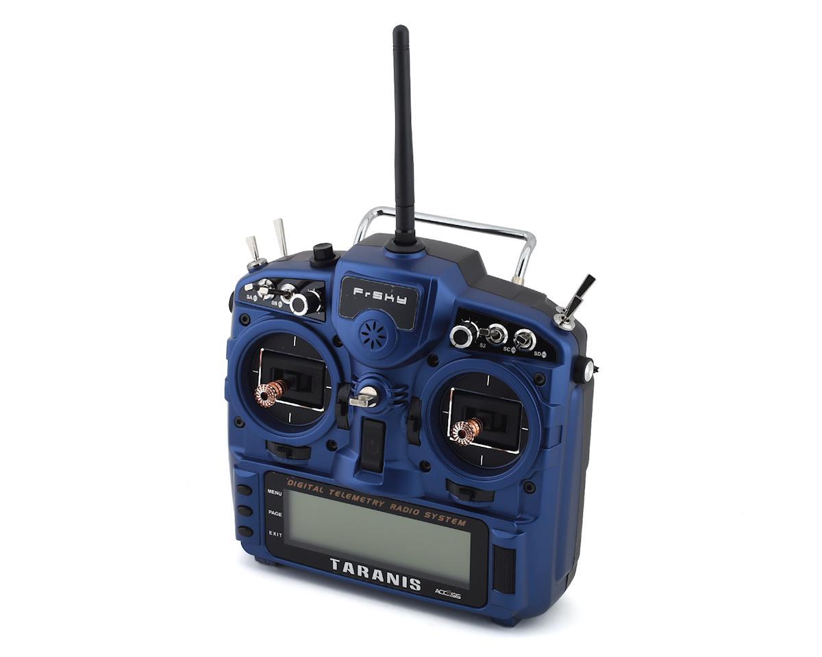 FrSky Taranis X9D Plus 2.4GHz SE Transmitter (2019 Edition) (Night Blue)