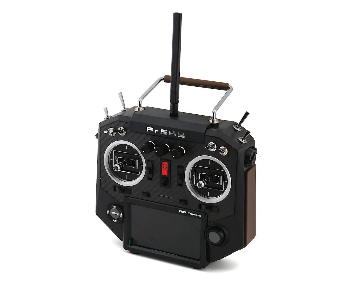 FrSky X10S Express 2.4GHZ ACCESS Transmitter Bundle (Carbon Fiber)