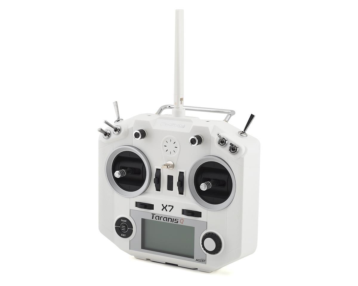FrSky 2.4GHz Taranis QX7 16-Channel Telemetry Transmitter (Snow White)