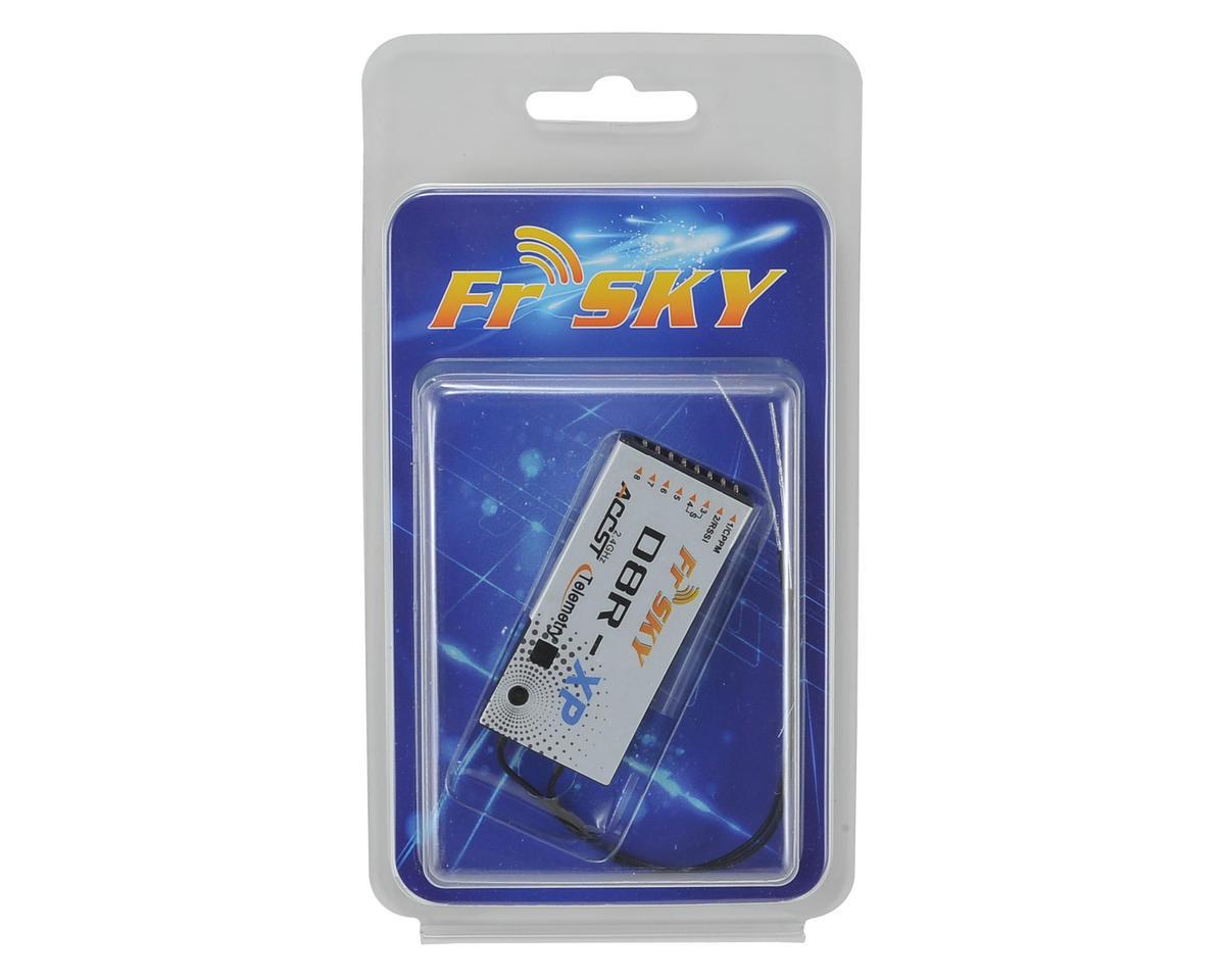 FrSky D8R-XP 8 Channel Telemetry Receiver