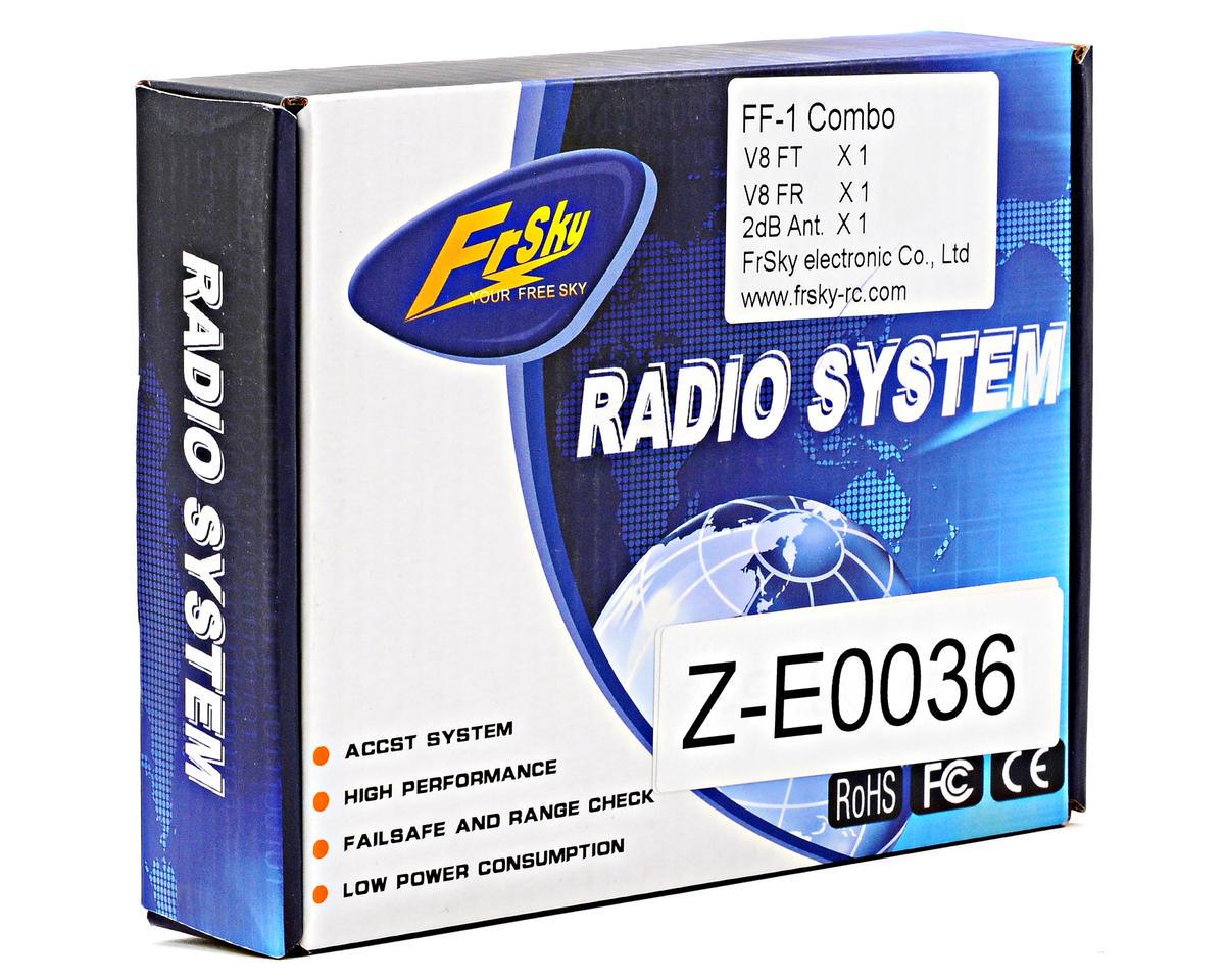 FrSky V8FT Transmitter Module System w/V8FR Receiver