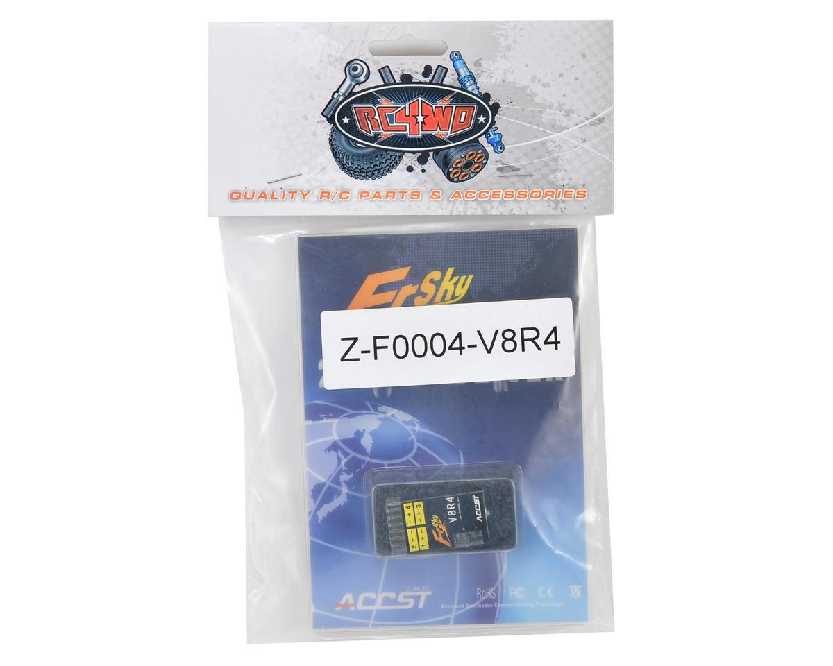 FrSky V8R4 2.4GHz 4-Channel Receiver