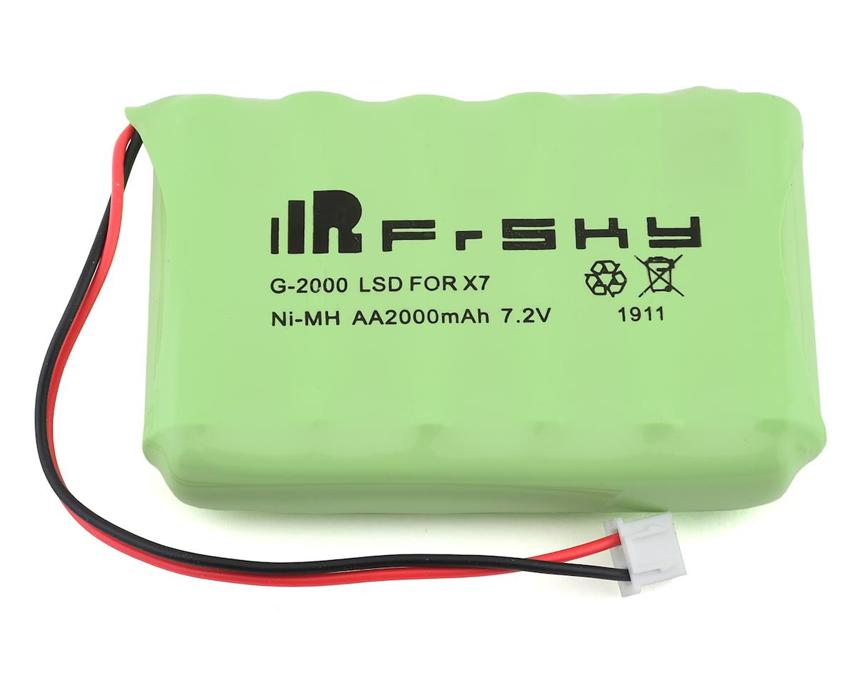 QX7 NiMH Transmitter Battery (7.2V/2000mAh)