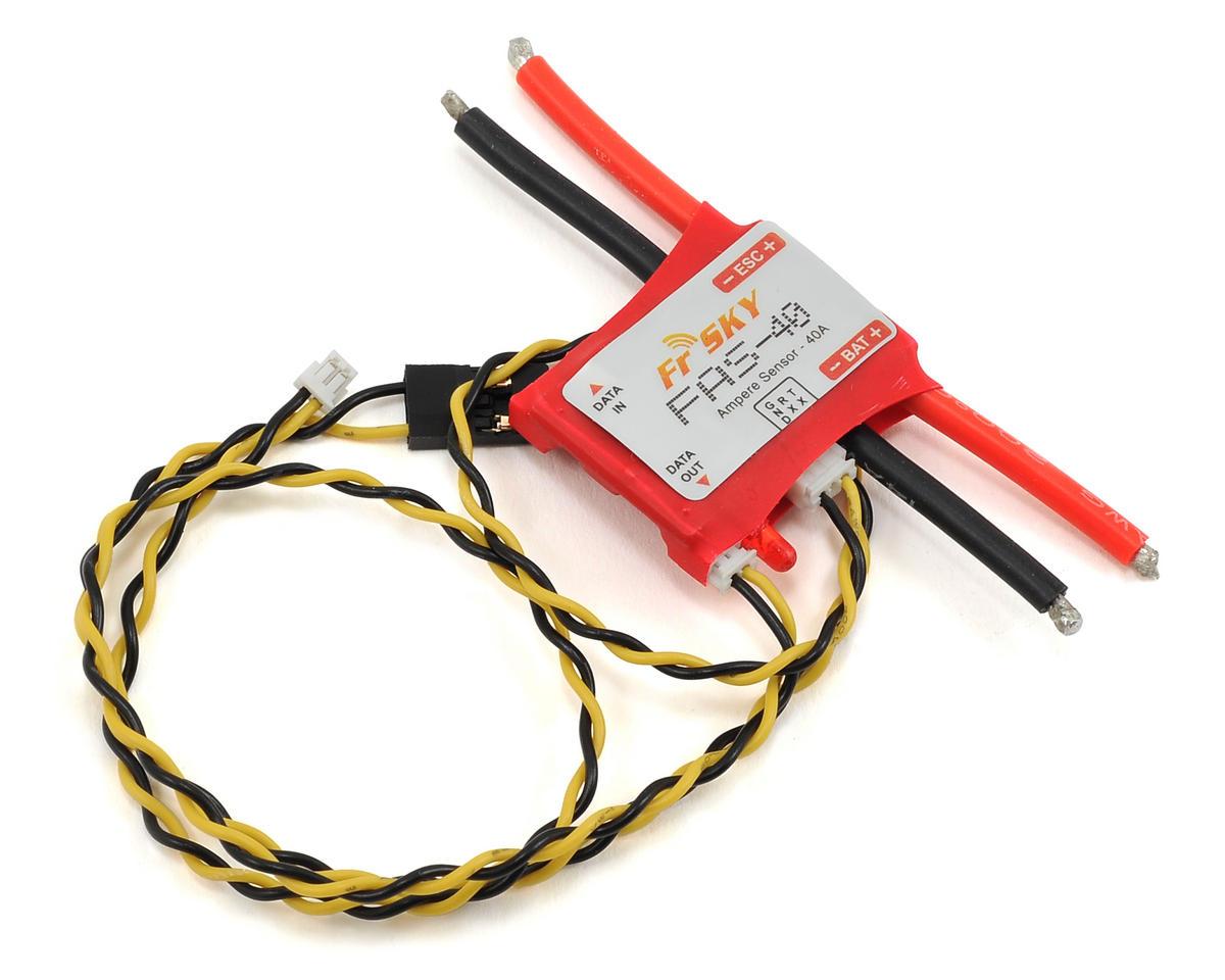 FAS-40 Battery/ESC Current Sensor