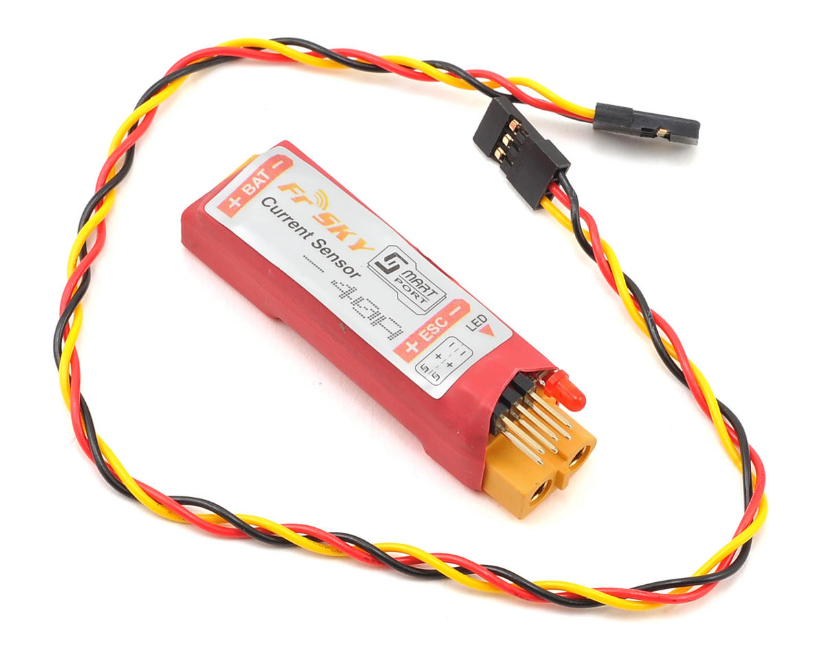 FrSky FAS-40S Battery/ESC Current Sensor (Smart Port Enabled)