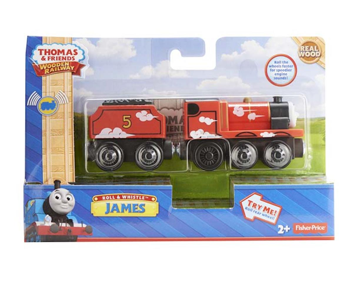 Fisher Price BDG14 T&F Roll And Whistle James w/Tender
