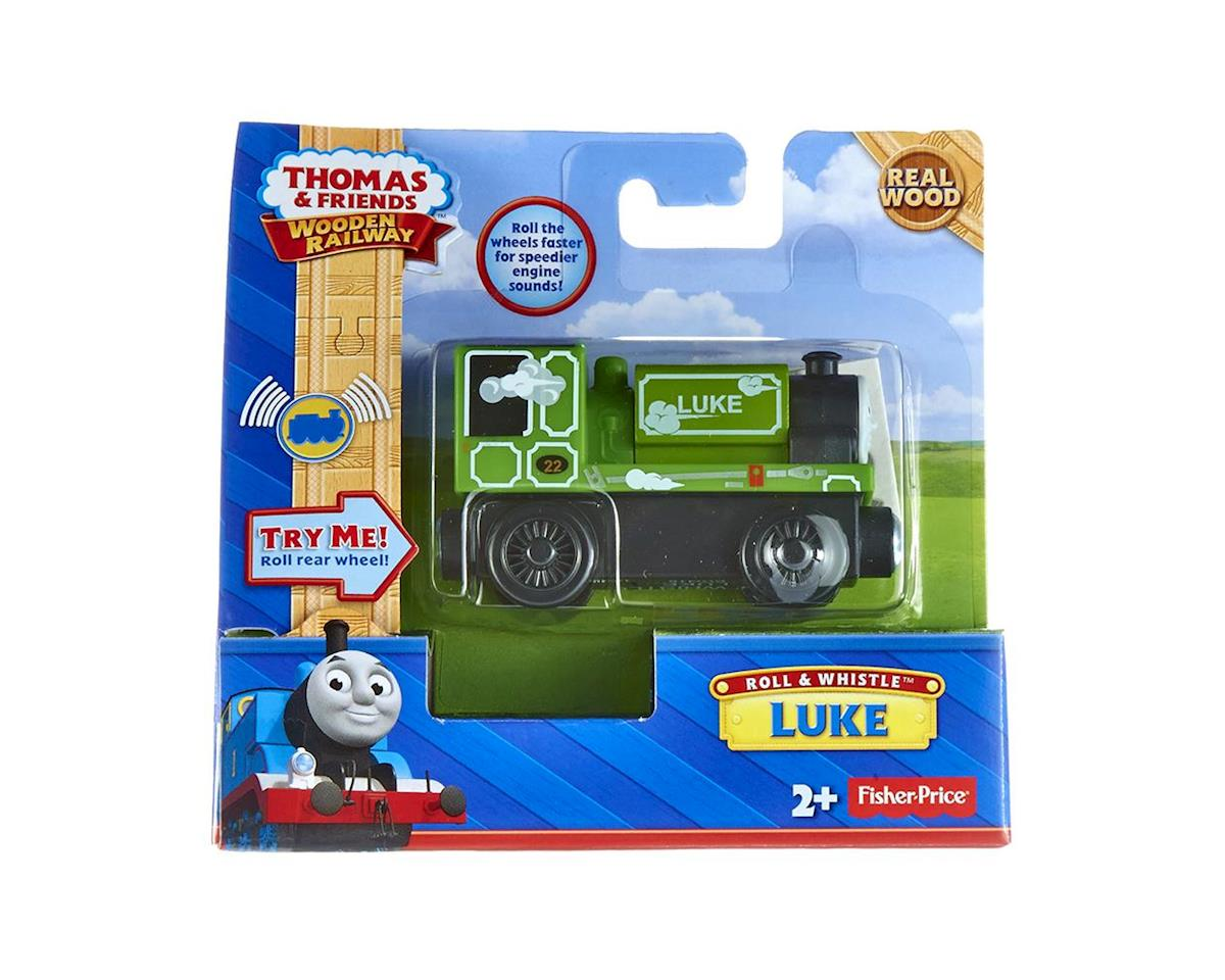 BDG15 T&F Roll 'N Whistle Luke Engine by Fisher Price