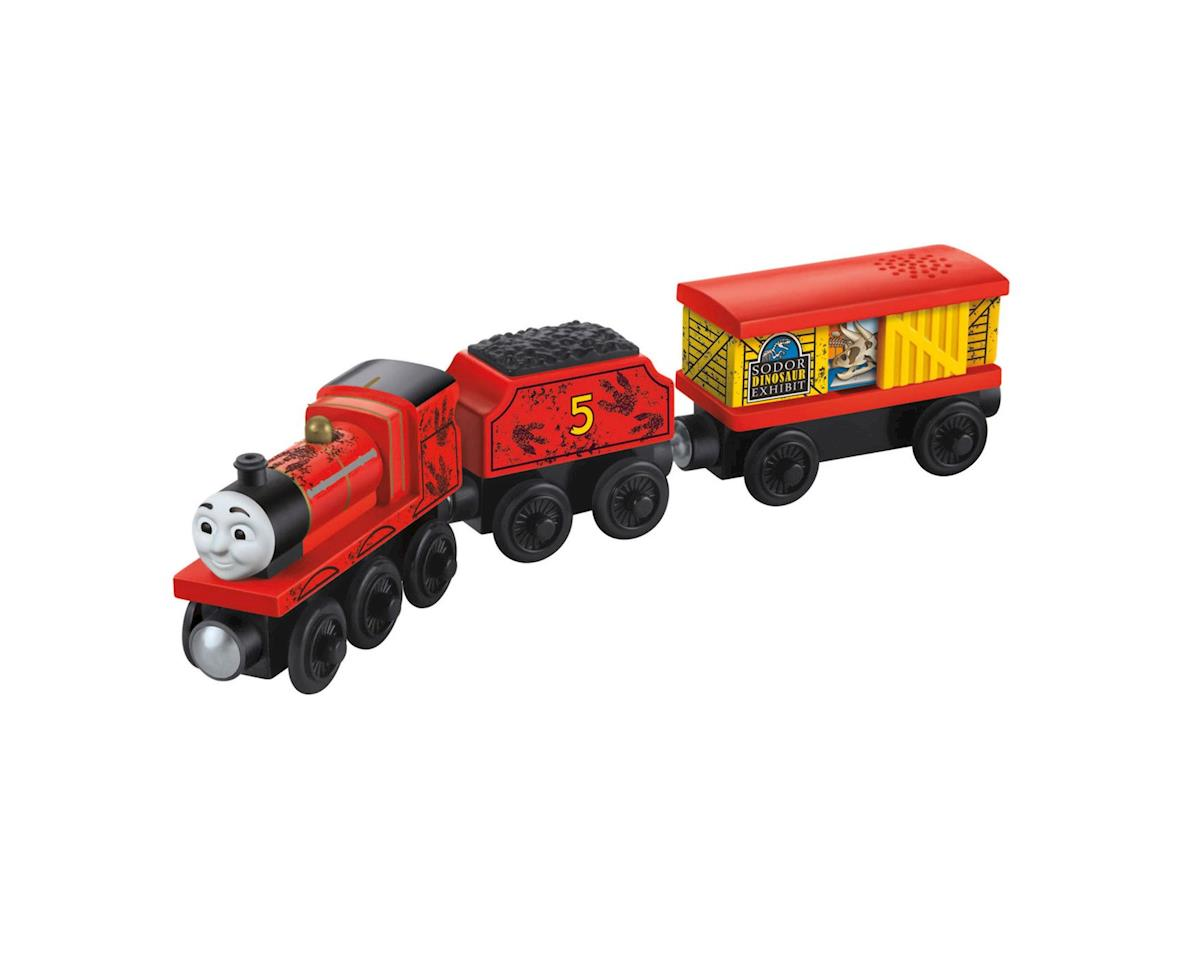Fisher Price TWR Engine James & the Dino Delivery (3)