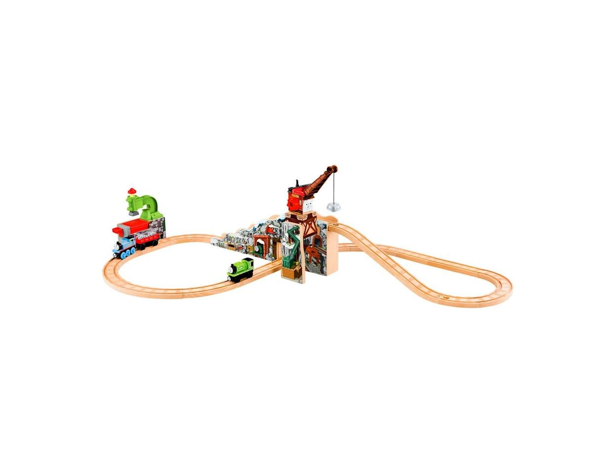 TWR Merrick Rock Crusher Set by Fisher Price