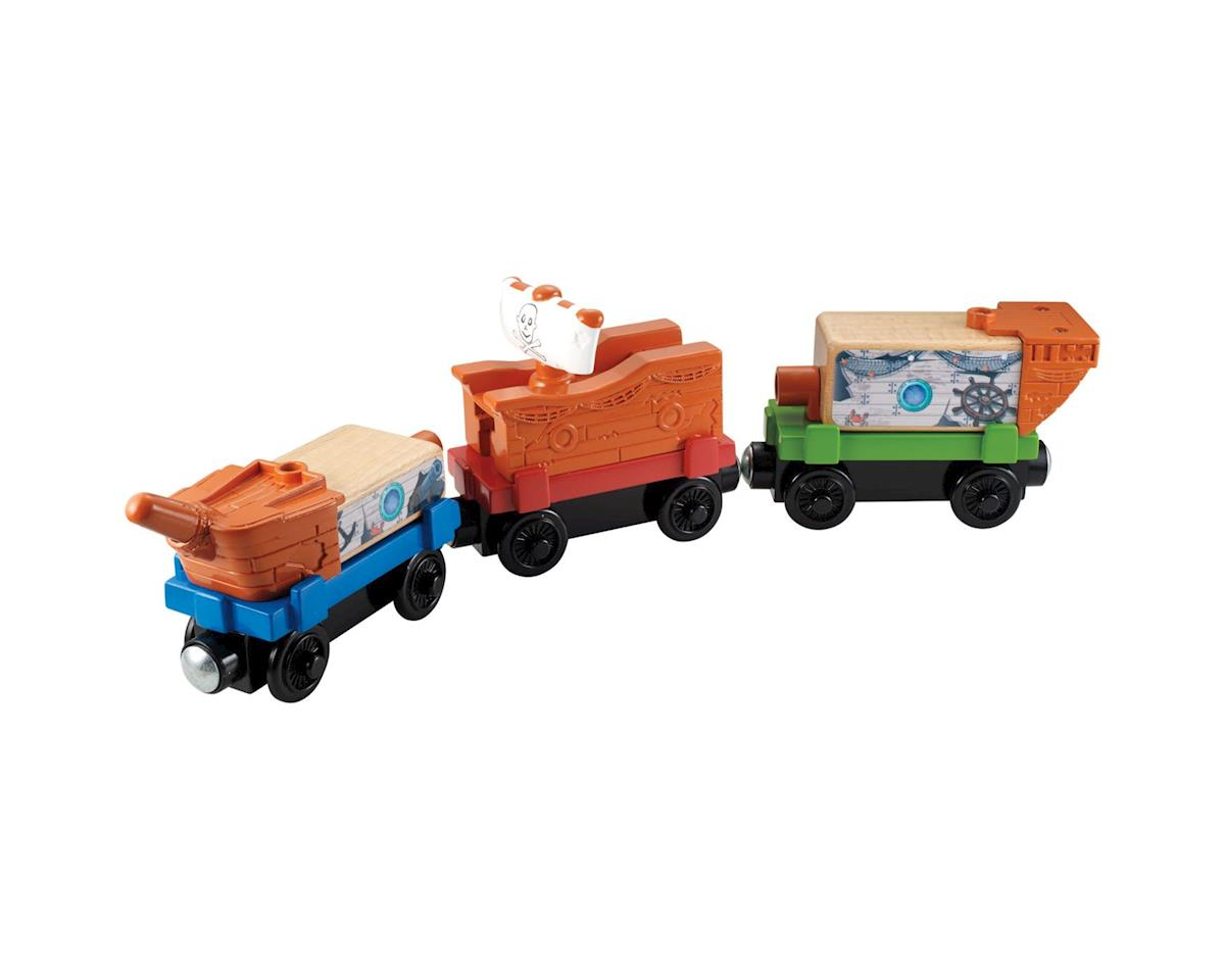 TWR Pirate Ship Delivery by Fisher Price