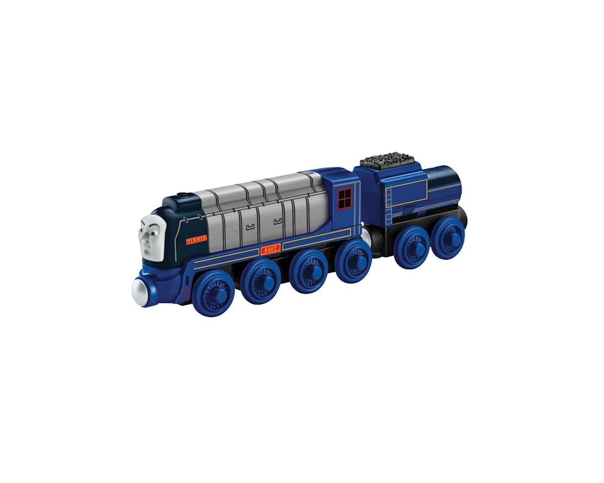TWR Engine Racing Vinnie by Fisher Price