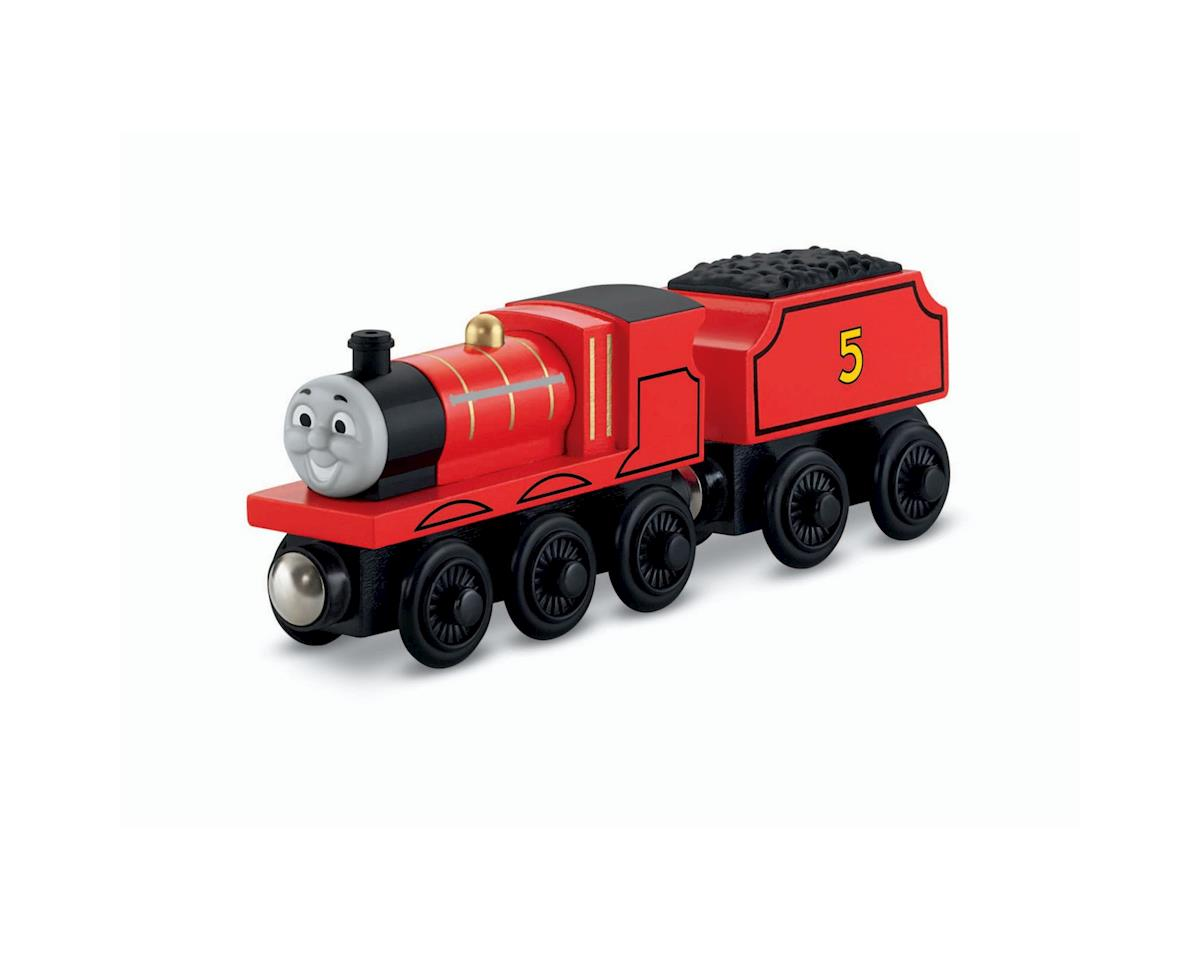 TWR James the Red Engine
