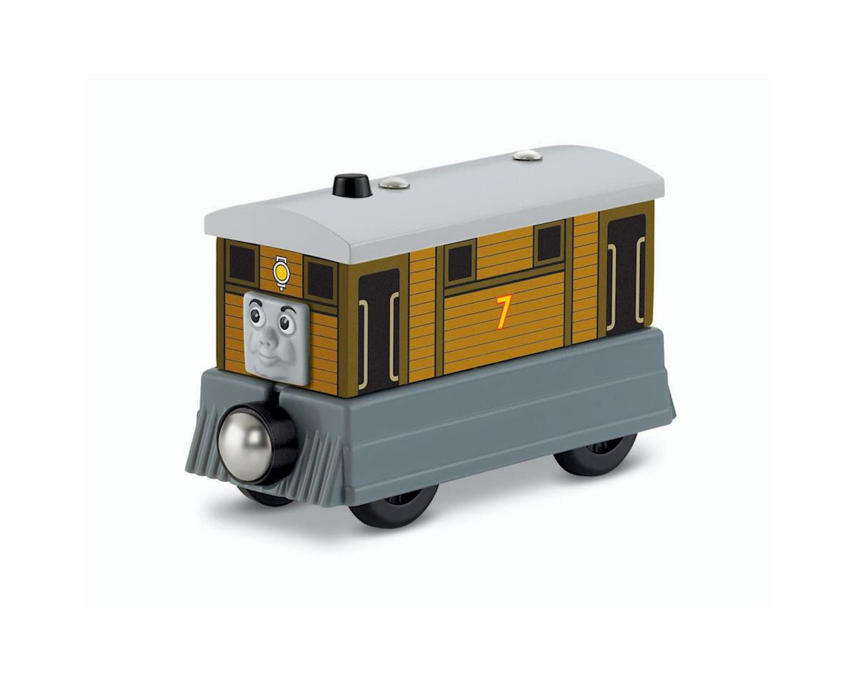TWR Toby the Tram Engine by Fisher Price
