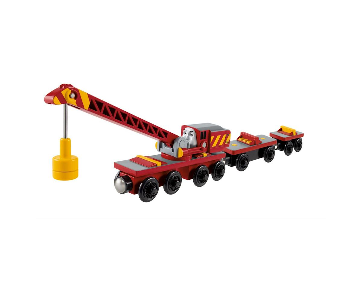 Fisher Price TWR Rocky the Giant Crane