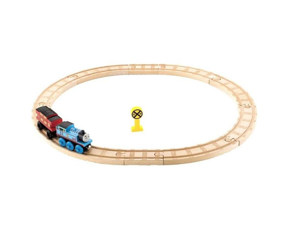 TWR Oval Track Starter Set w/Thomas & Caboose