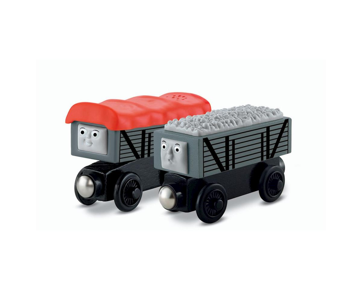 Fisher Price TWR Giggling Troublesome Trucks (2)