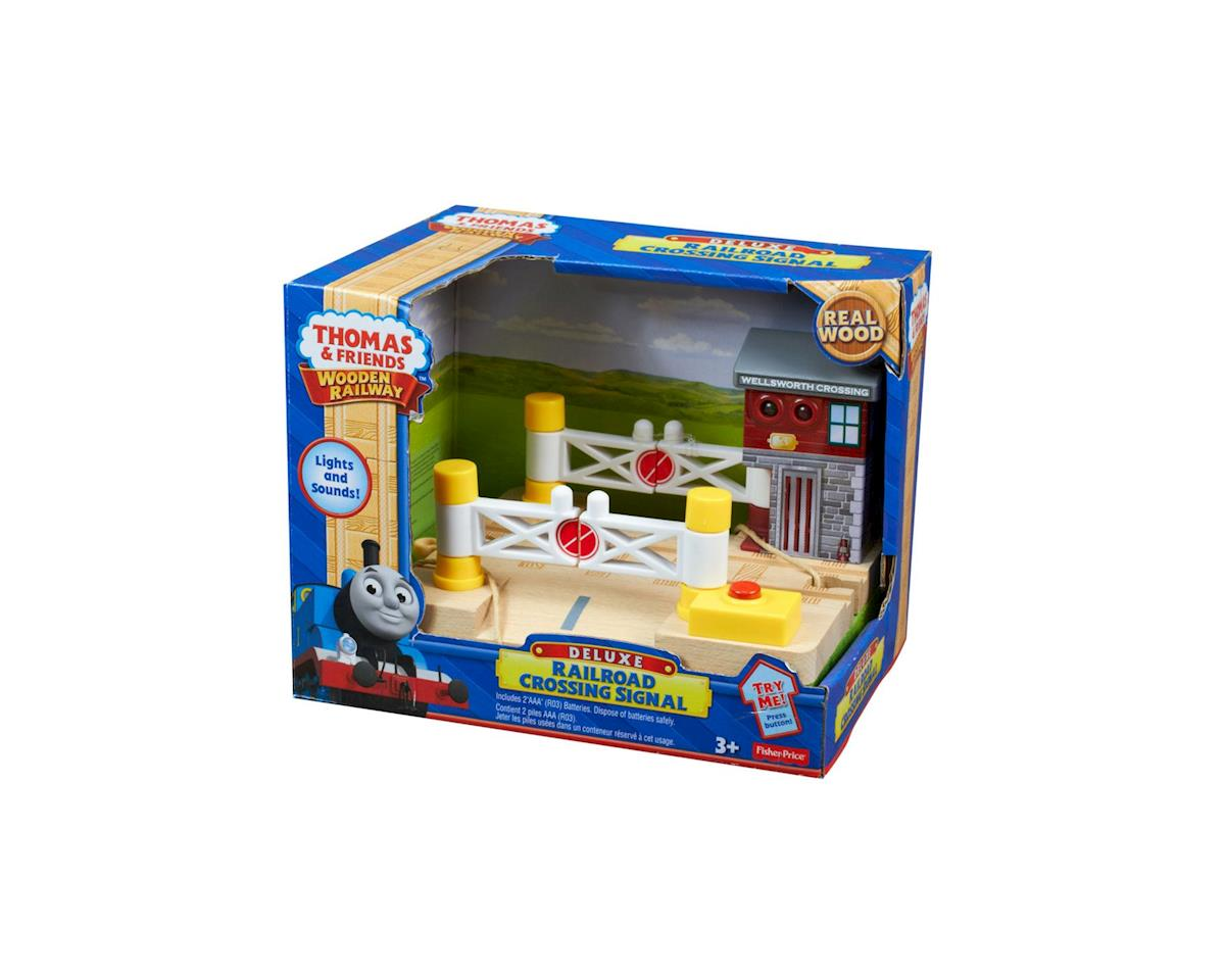 TWR Deluxe Railroad Crossing by Fisher Price