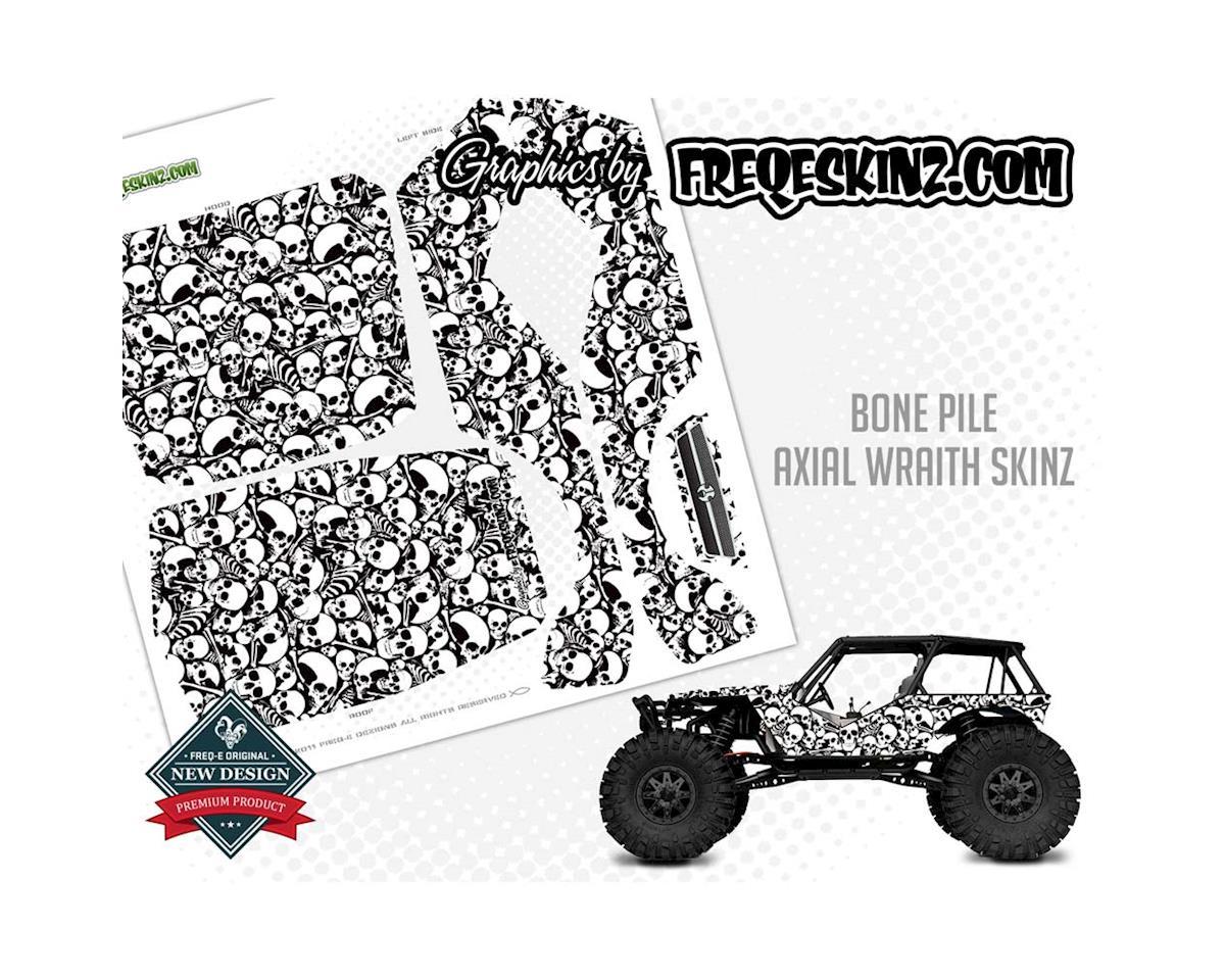 Freqeskinz 20503 sKinz sKinz Bone Pile Design Axial Wraith
