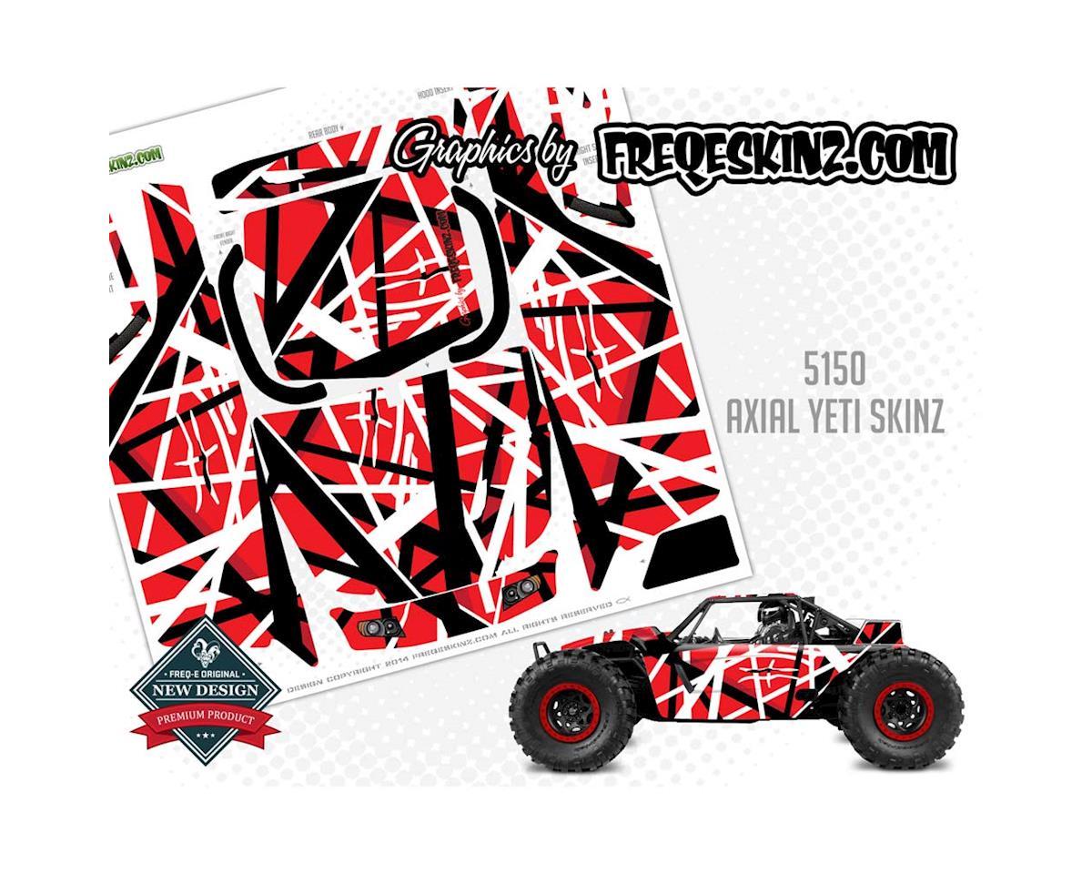 Freqeskinz 21001 sKinz 5150 Design Axial Yeti