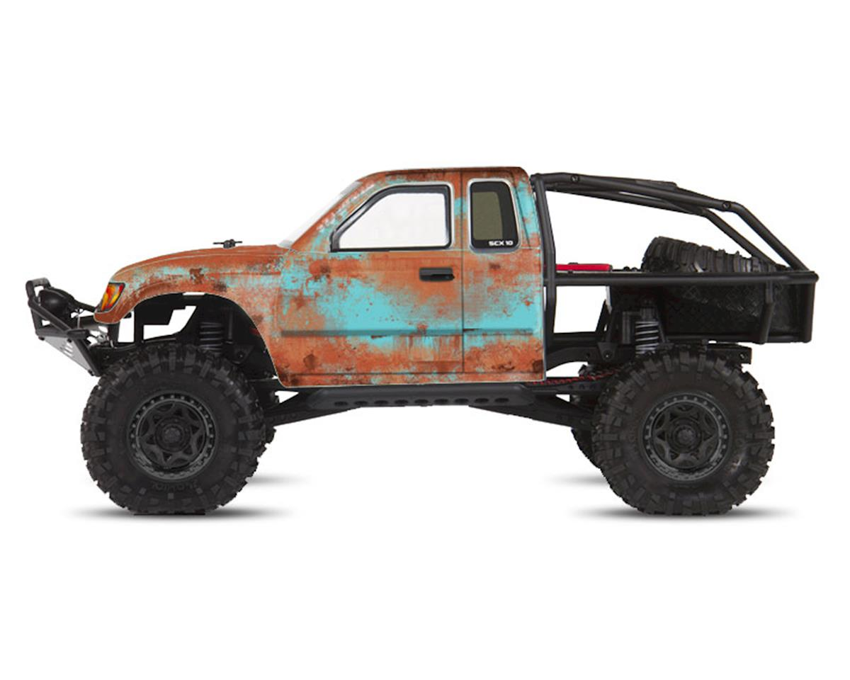 Axial Honcho Rust Bucket Series Body Wrap (Blue)
