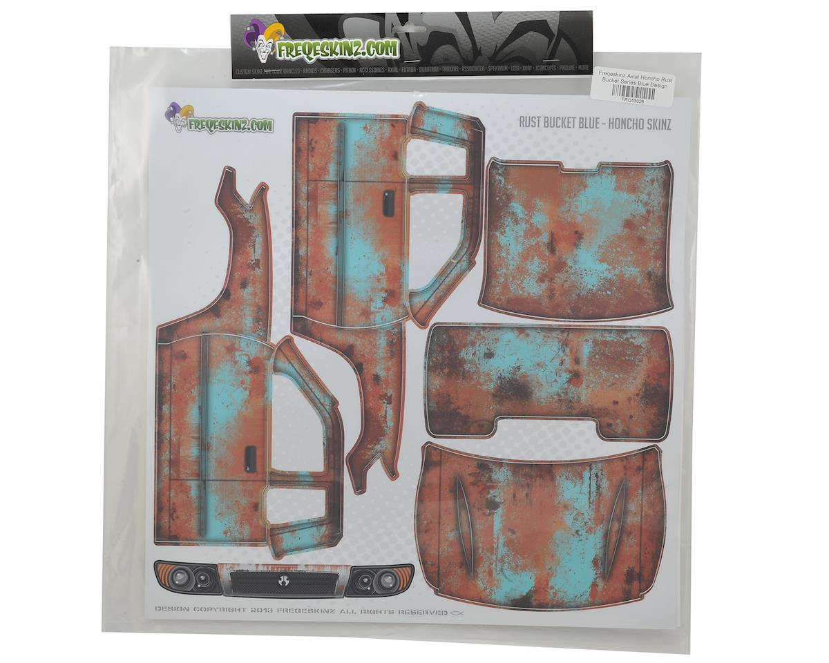 Freqeskinz Axial Honcho Rust Bucket Series Body Wrap (Blue)