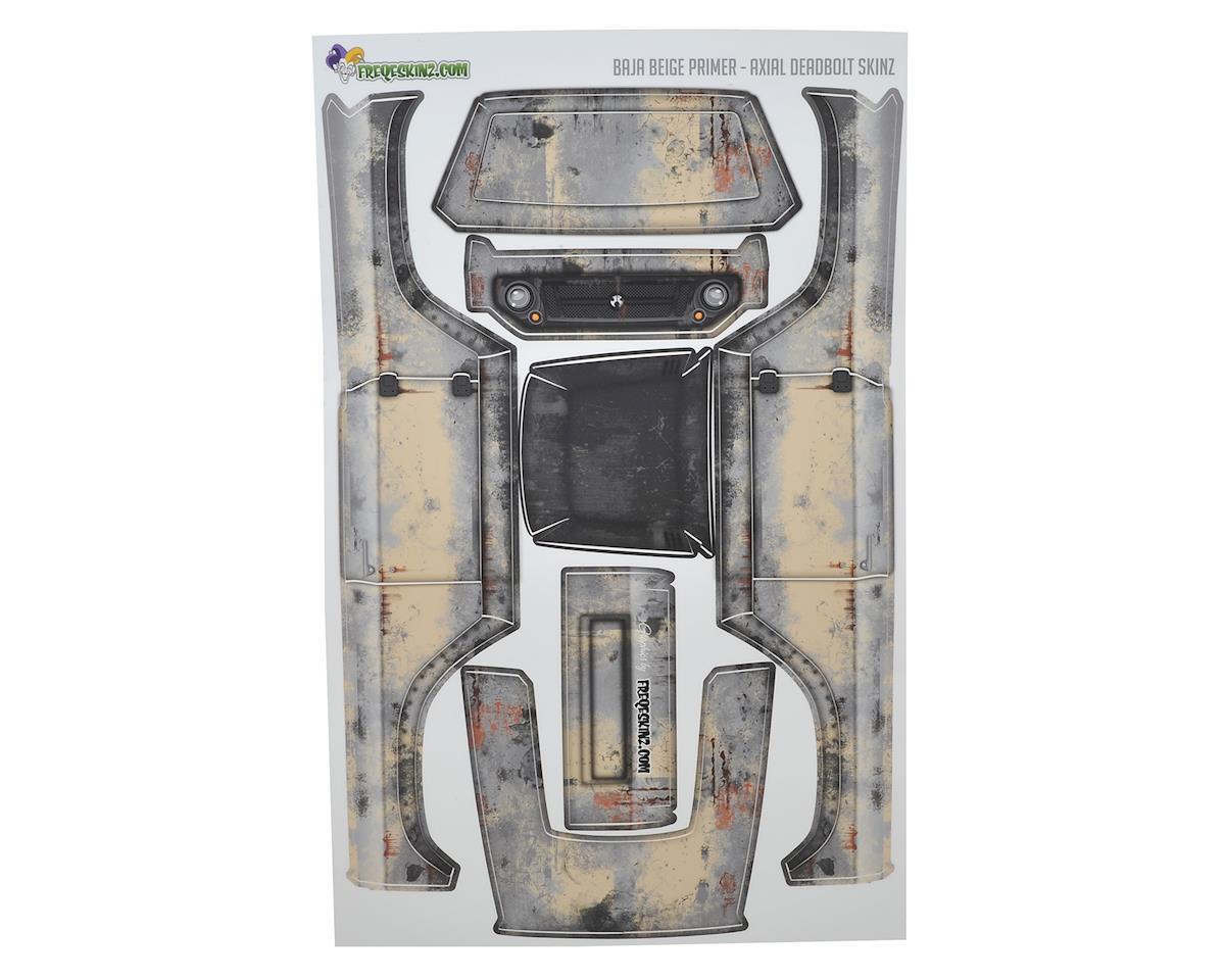 Freqeskinz Axial Deadbolt PRIMER Series Body Wrap (Baja Beige)