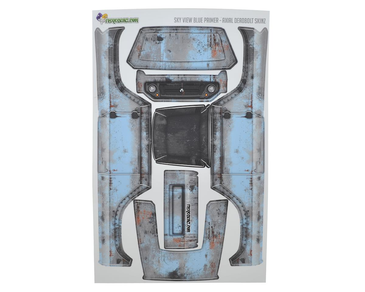 Axial Deadbolt PRIMER Series Body Wrap (Sky View Blue) by Freqeskinz