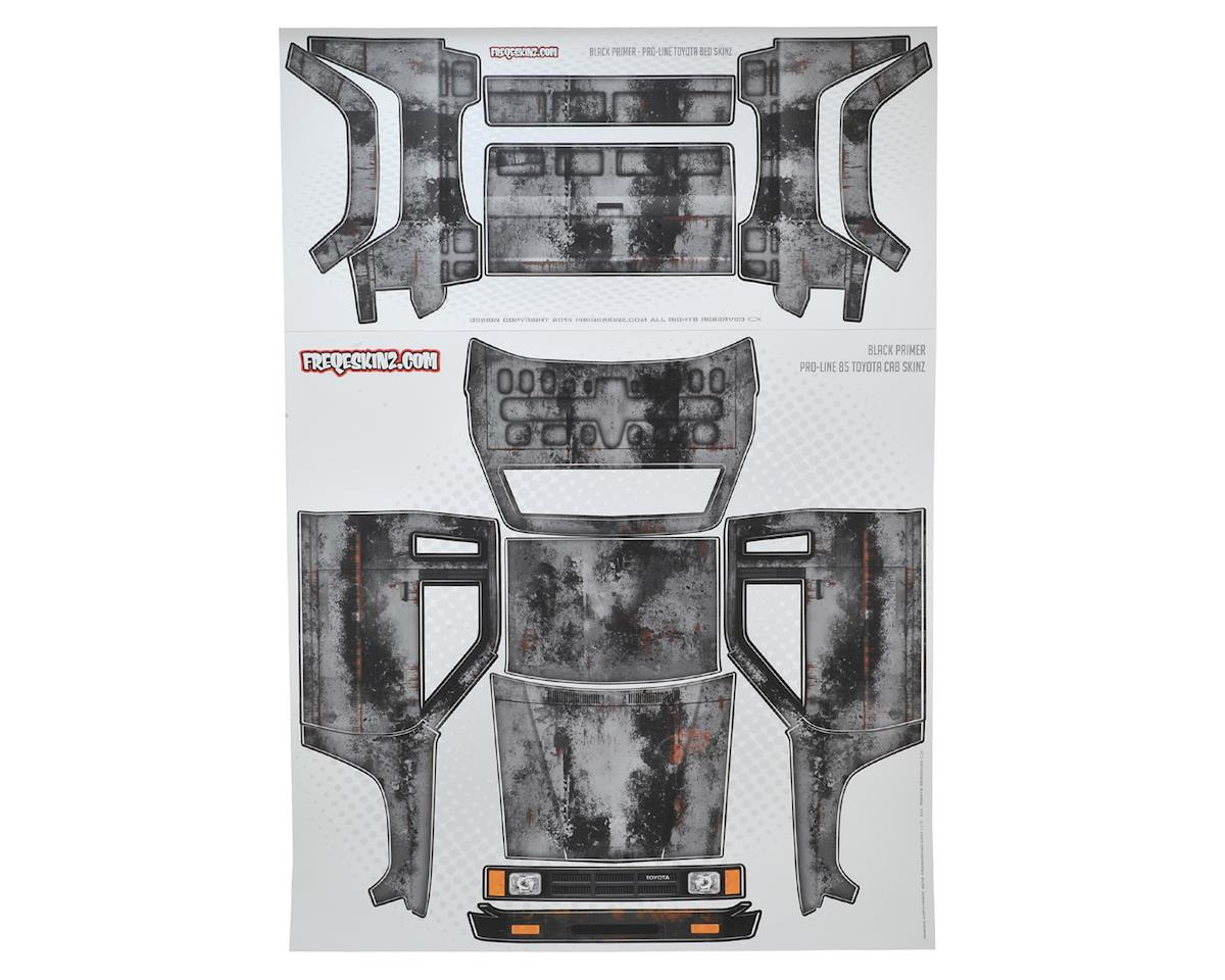 Freqeskinz Pro-Line Toyota PRIMER Series Body Wrap (Black)