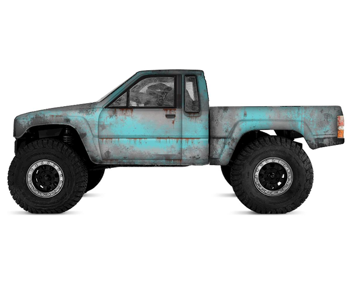 Pro-Line Toyota PRIMER Series Body Wrap (Blue) by Freqeskinz