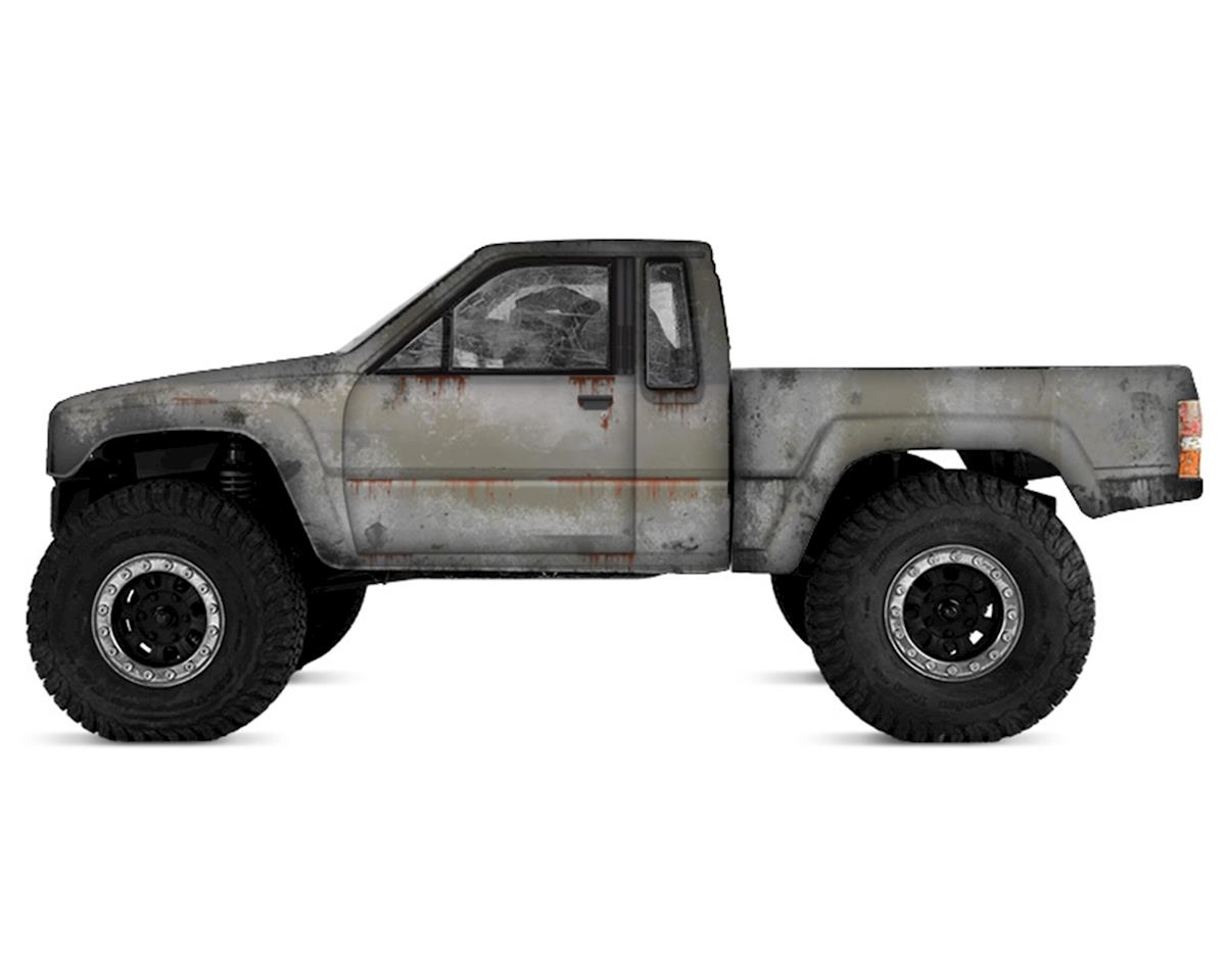Pro-Line Toyota PRIMER Series Body Wrap (Gray) by Freqeskinz