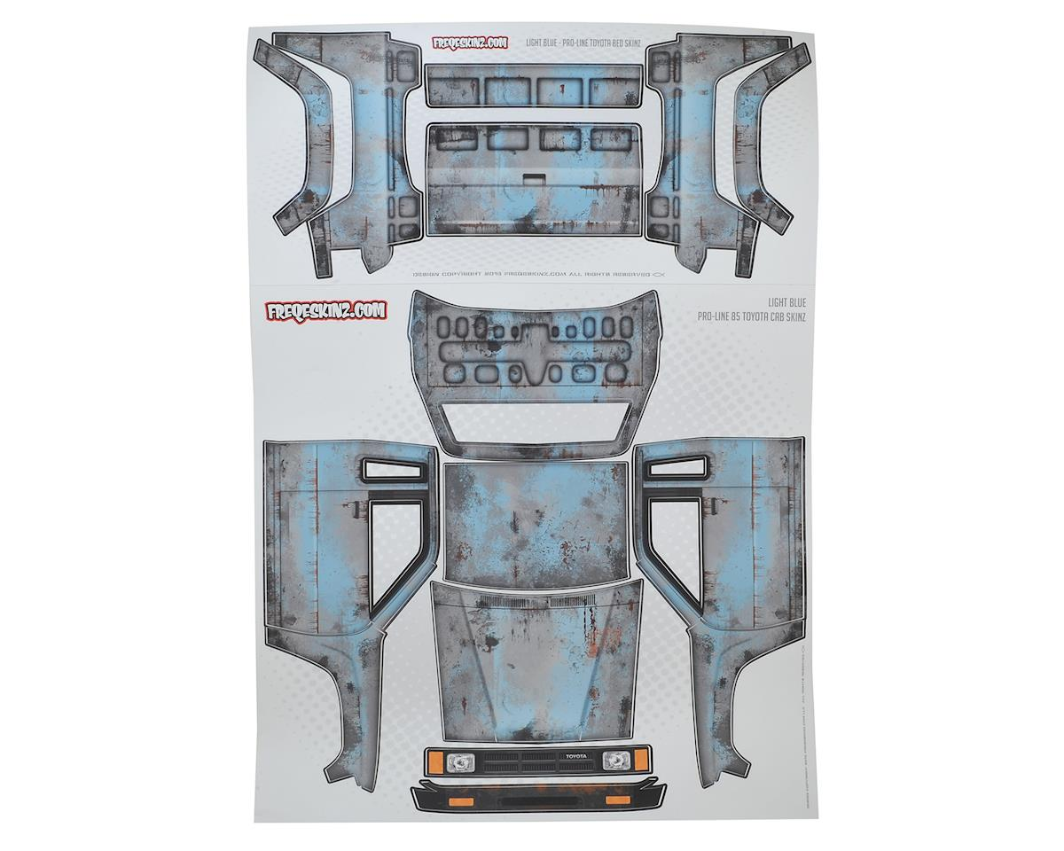 Freqeskinz Pro-Line Toyota PRIMER Series Body Wrap (Light Blue)