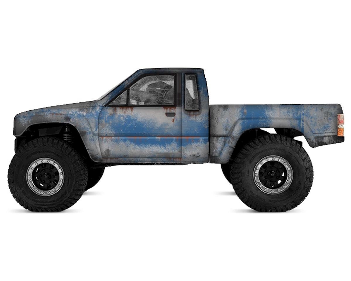 Pro-Line Toyota PRIMER Series Body Wrap (Medium Blue) by Freqeskinz
