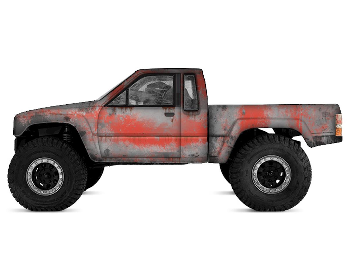Freqeskinz Pro-Line Toyota PRIMER Series Body Wrap (Red)