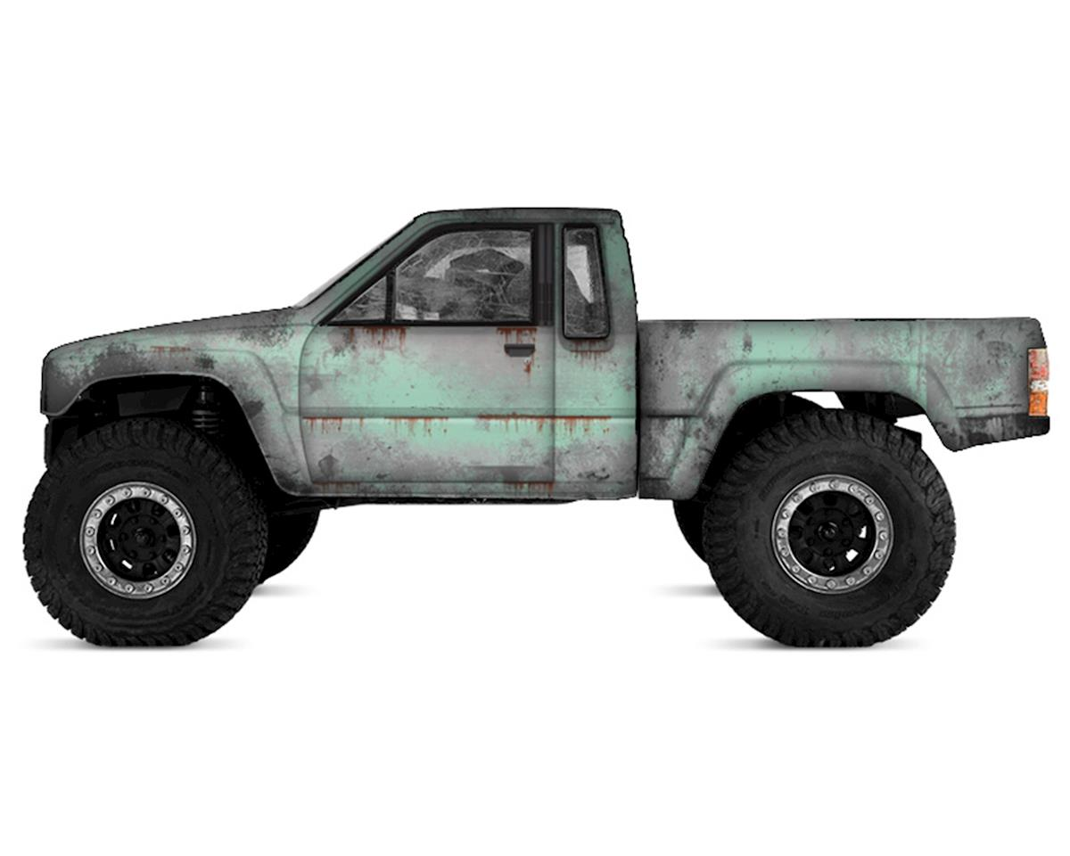 Pro-Line Toyota PRIMER Series Body Wrap (Teal) by Freqeskinz