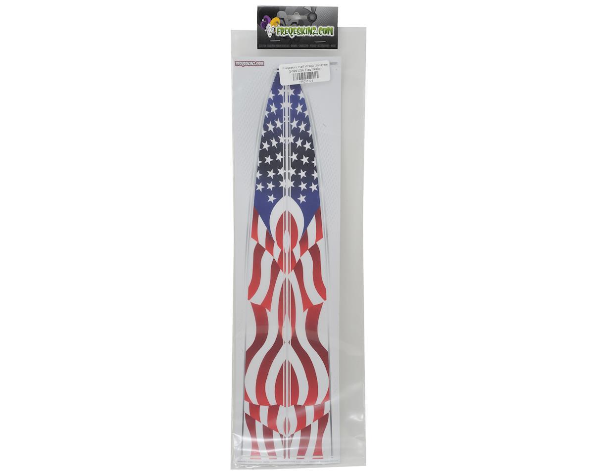 Freqeskinz Half Wrapz Universal Sides (USA Flag)