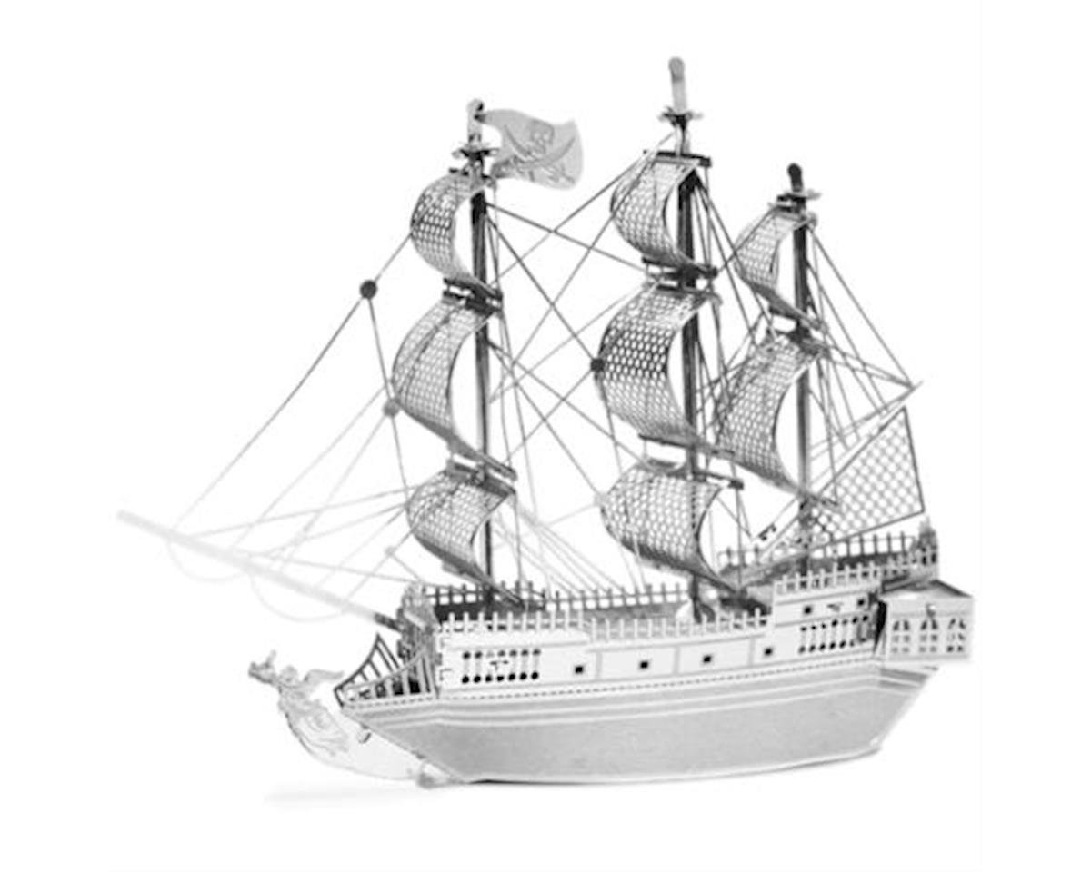 Fascinations  Metal Earth: Black Pearl Pirate Ship